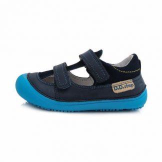 chlapcenske letne sandalky modre