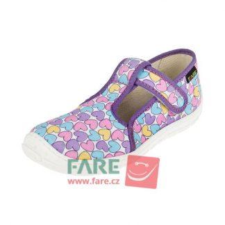 dievcenske barefoot papuce srdieckove