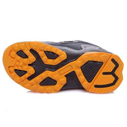 chlapcenske prechodne topanky oranzove
